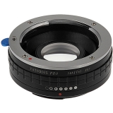 Fotodiox Pro Lens - Inel adaptor Sony A la Canon EOS EF