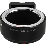 Fotodiox - inel adaptor Contax/ Yashica la MFT