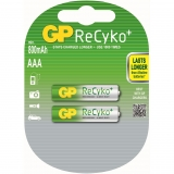 GP Recyko - Acumulator AAA NiMH 850mAh, 2 bucati