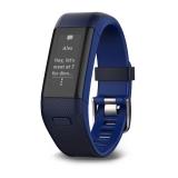 Garmin Vivosmart HR+ - Bratara inteligenta fitness, albastru