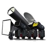 Godox SA-K6 6in1 Speedlite Accessories Kit