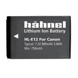 Hahnel HL-E12 - acumulator replace tip LP-E12 800mAh