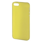 Hama Ultra Slim Cover for Apple iPhone 6, yellow
