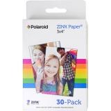 Hartie Foto Instant Zink Premium 30 Bucati 3X4