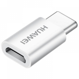 Huawei AP52 -  Adaptor USB-C – microUSB White