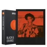 Impossible Duochrome - Film instant Negru & Portocaliu pentru Polaroid 600