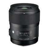 Inchiriere Sigma 35mm F1.4 DG HSM Canon [A]