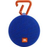 JBL Clip 2 - Boxa portabila waterproof, Albastru