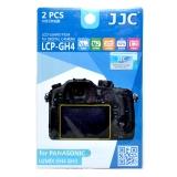 JJC - Folie protectie LCD pentru Lumix GH4/GH3/GX8, 2 buc.