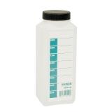 Kaiser #4192 - recipient plastic alb 1000 ml