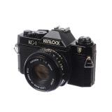 Kenlock KG-1 + Rikenon P 50mm f/2 - SH7075-4