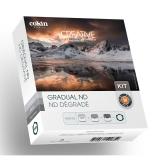 Kit filtre Cokin H250A ND-Gradual - sistem P