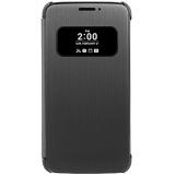 LG - Husa agenda quick view pentru G5 - negru