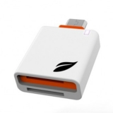 Leef Access Mobile alb / portocaliu
