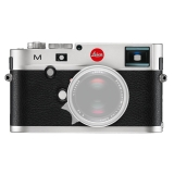 Leica M (Typ 240) argintiu cromat - aparat foto rangefinder digital