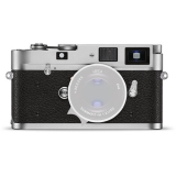 Leica M-A (Typ 127) - argintiu