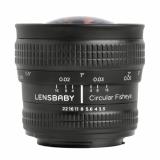 Lensbaby Circular Fisheye 5.8mm Fuji X