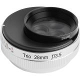 Lensbaby Trio 28 - montura MFT