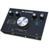 M-Audio M-Track 2X2 - Interfata audio USB cu intrari XLR/TRS