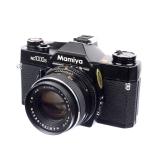 Mamiya NC1000s + Mamiya-Sekor CS 50mm f/1.7  - SH7232-4