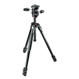 Manfrotto MK290XTA3-3W kit trepied foto + cap 3-way