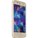 Mophie Baterie Externa + Husa 2950mAh Samsung Galaxy S7, Auriu