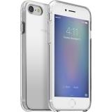 Mophie - Husa Capac Spate pentru Apple iPhone 7, Transparenta/ Argintiu