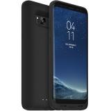 Mophie Juice Pack - Husa + Baterie Externa, 3300 mAh pentru Samsung Galaxy S8 Plus