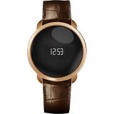 MyKronoz ZeCircle Premium Flat - Smartwatch, Auriu