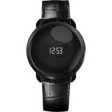 MyKronoz ZeCircle Premium Flat - Smartwatch, Negru