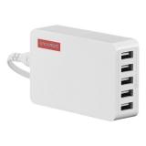 Noontec Powa Hub 25W - incarcator de priza cu 5 porturi USB