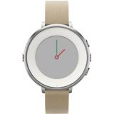 PEBBLE Smartwatch TIME ROUND Argintiu 601-00046 - RS125026066