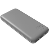 PURIDEA S3 - Acumulator Extern 15000mAh Doua Porturi USB Alb Gri