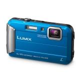 Panasonic Lumix DMC-FT30 - aparat foto subacvatic - albastru