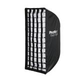 Phottix Easy Up - Softbox cu Grid 40x90 cm