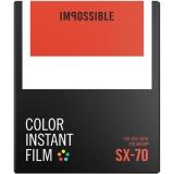 Impossible - Film color pentru SX-70