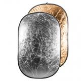 Quantuum blenda 2in1 Silver/Gold 120x180cm