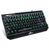 Rii K63C - Tastatura gaming mecanica iluminata