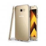 Ringke Fusion - Husa pentru Samsung Galaxy A5 (2017), Clear + Bonus Folie protectie ecran