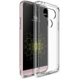 Ringke Husa eco fusion + folie LG G5 - crystal view