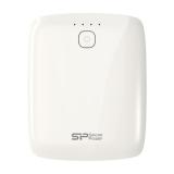Silicon Power PowerBank P101 - acumulator extern de 10400mAh alb
