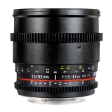 Samyang 85mm T1.5 Sony II VDSLR RS125005932