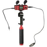 Saramonic SmartMixer - Preamp & mixer audio pentru smartphone