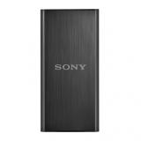 Sony SL-BG1B - SSD extern 128GB, Negru