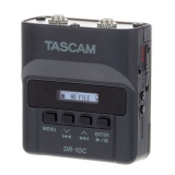 Tascam DR-10CS - Recorder audio digital 24bit/48Khz jack 3.5mm
