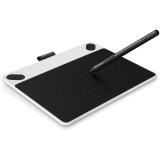 Wacom Intuos Draw CTL-490 Pen S - tableta grafica - alb