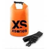 X-Sories Stuffler - Duffle bag 8L, Portocaliu