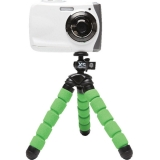 Xsories Mini Bendy - Mini-trepied flexibil, verde