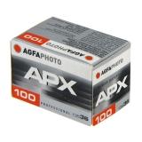 Agfa APX 100 - film negativ alb-negru ingust (ISO 100, 135-36)