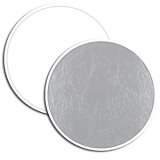 Fancier blenda 2in1, Silver/White, 30cm